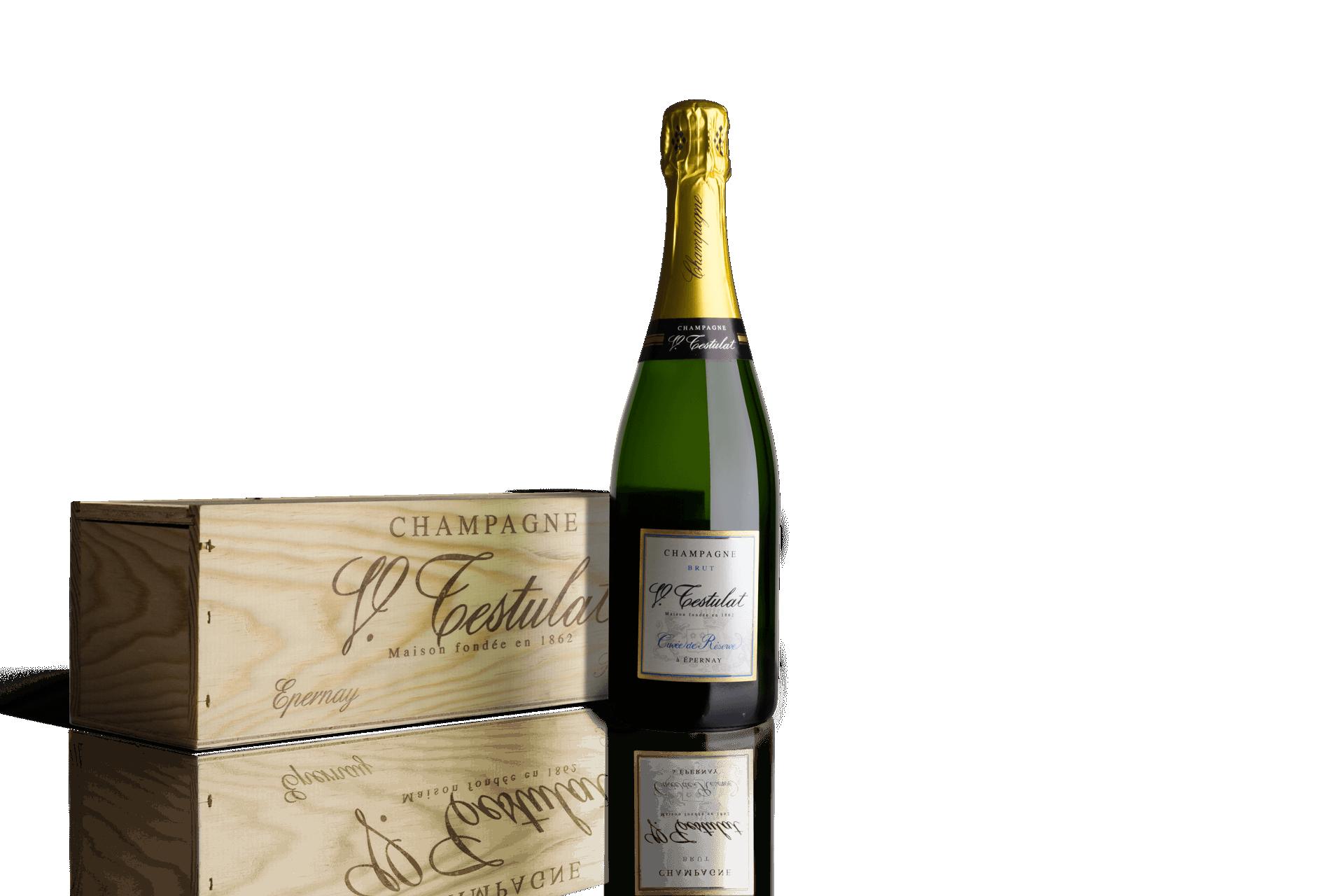 champagne 1 bouteille pour combien de personnes